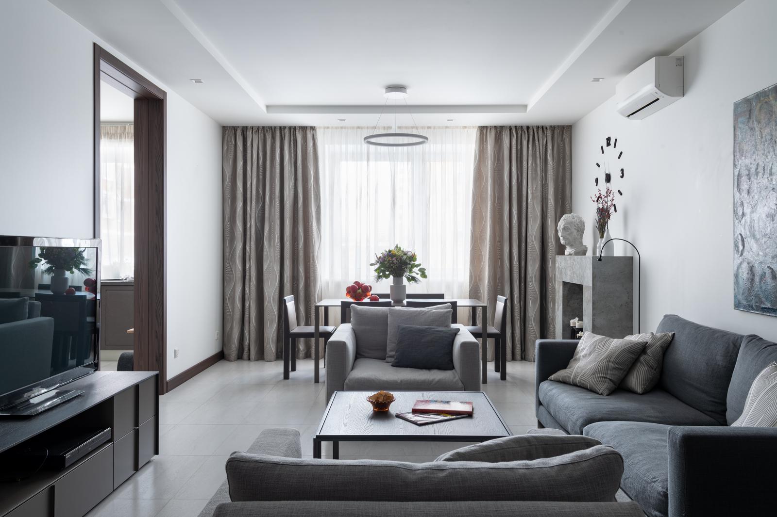 Как придать квартире современный вид?
