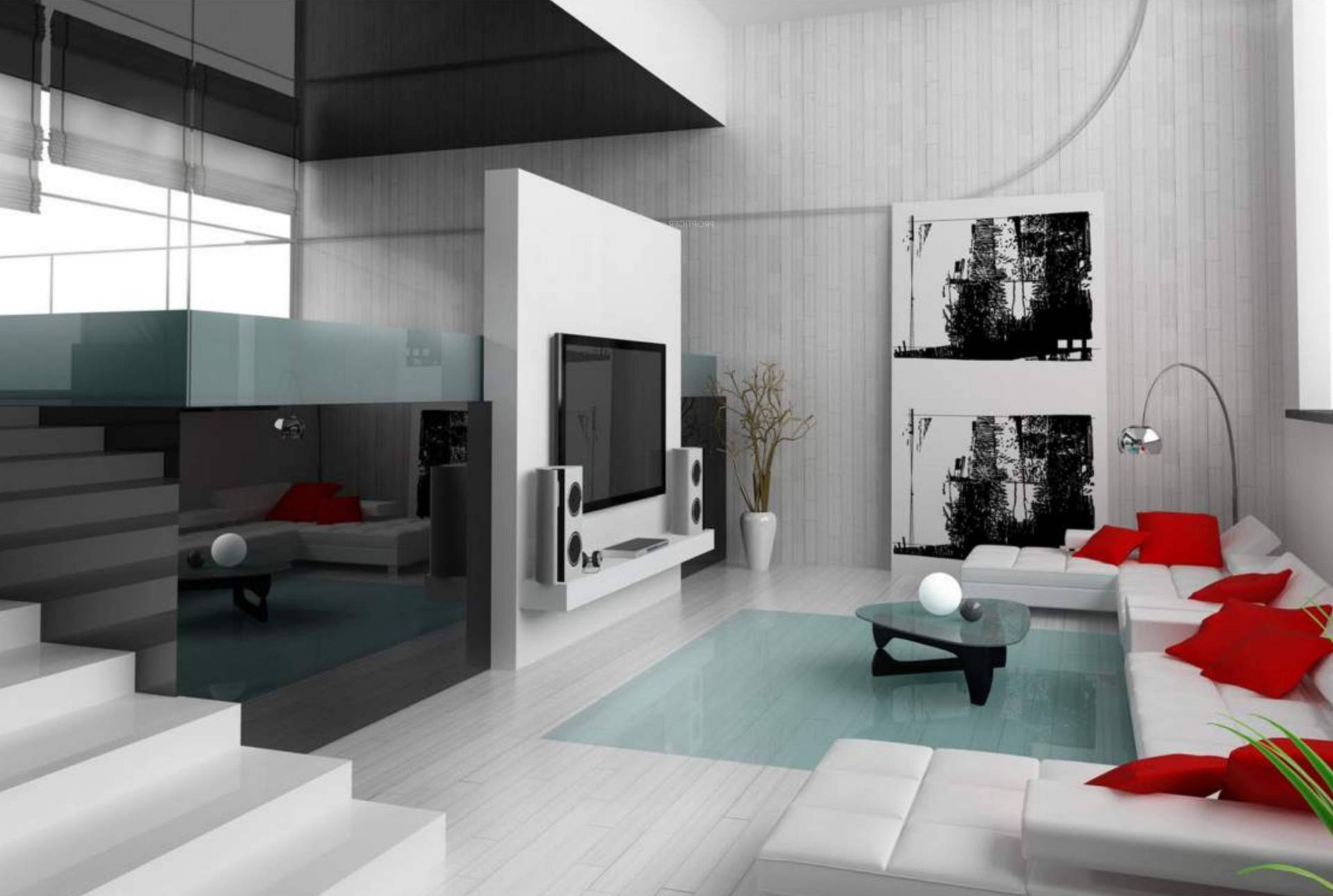 Дизайн интерьера в стиле хай-тек: основные черты