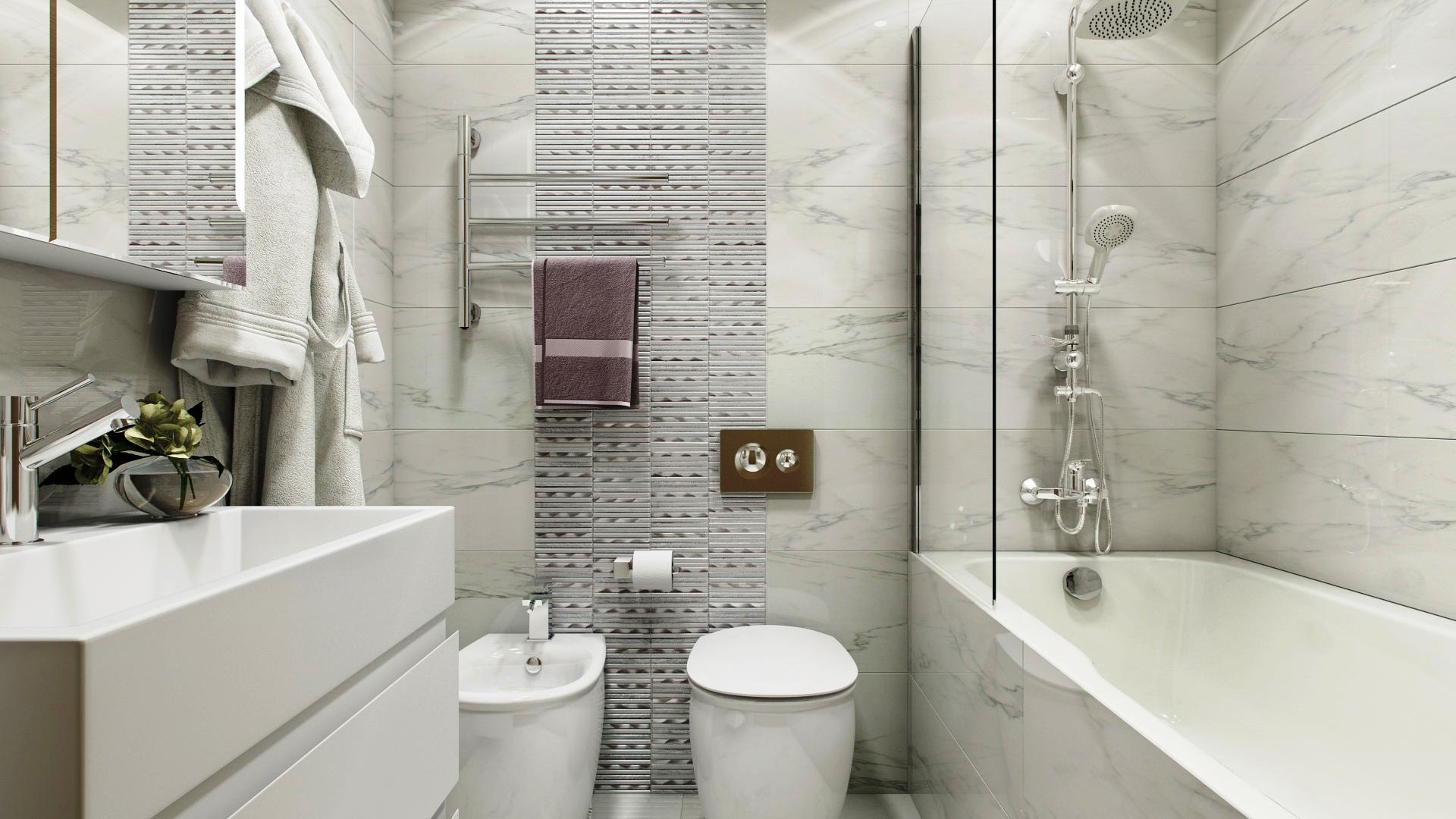 Мебель для ванной создает комфорт и уют
