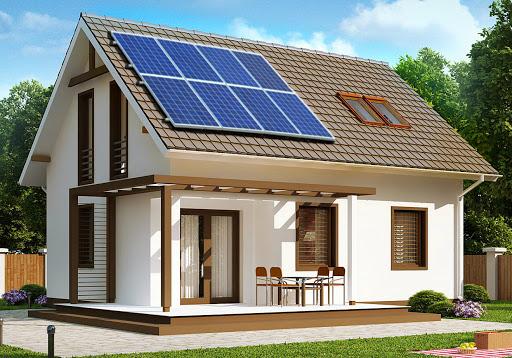 Солнечное электроснабжение для частного дома