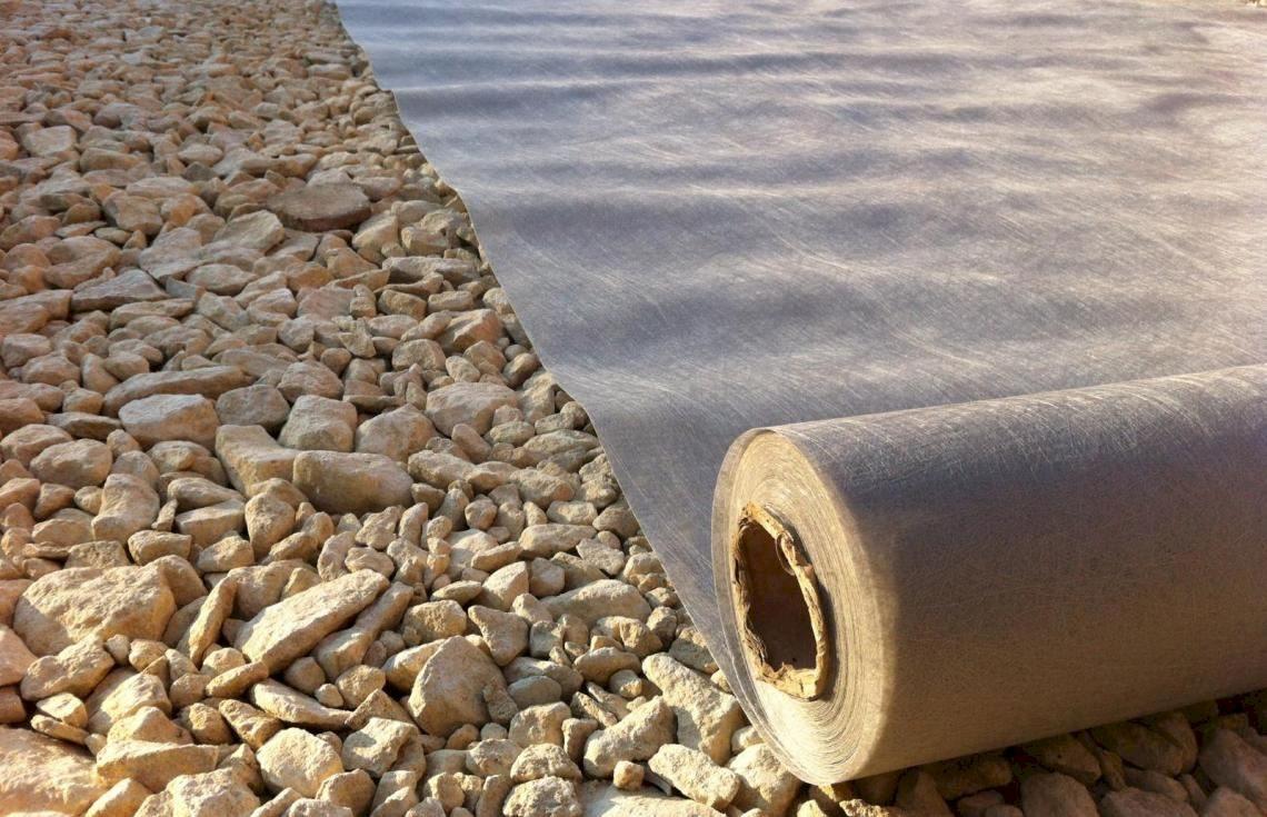 Геотекстиль Дорнит — полезное ноу-хау в строительстве