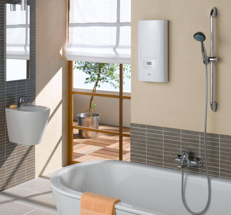 Виды электрических водонагревателей