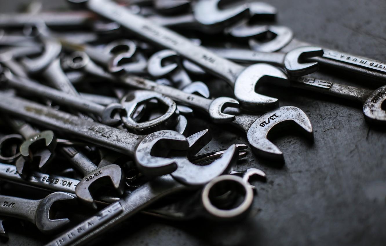 Гаечные ключи под разные нужды