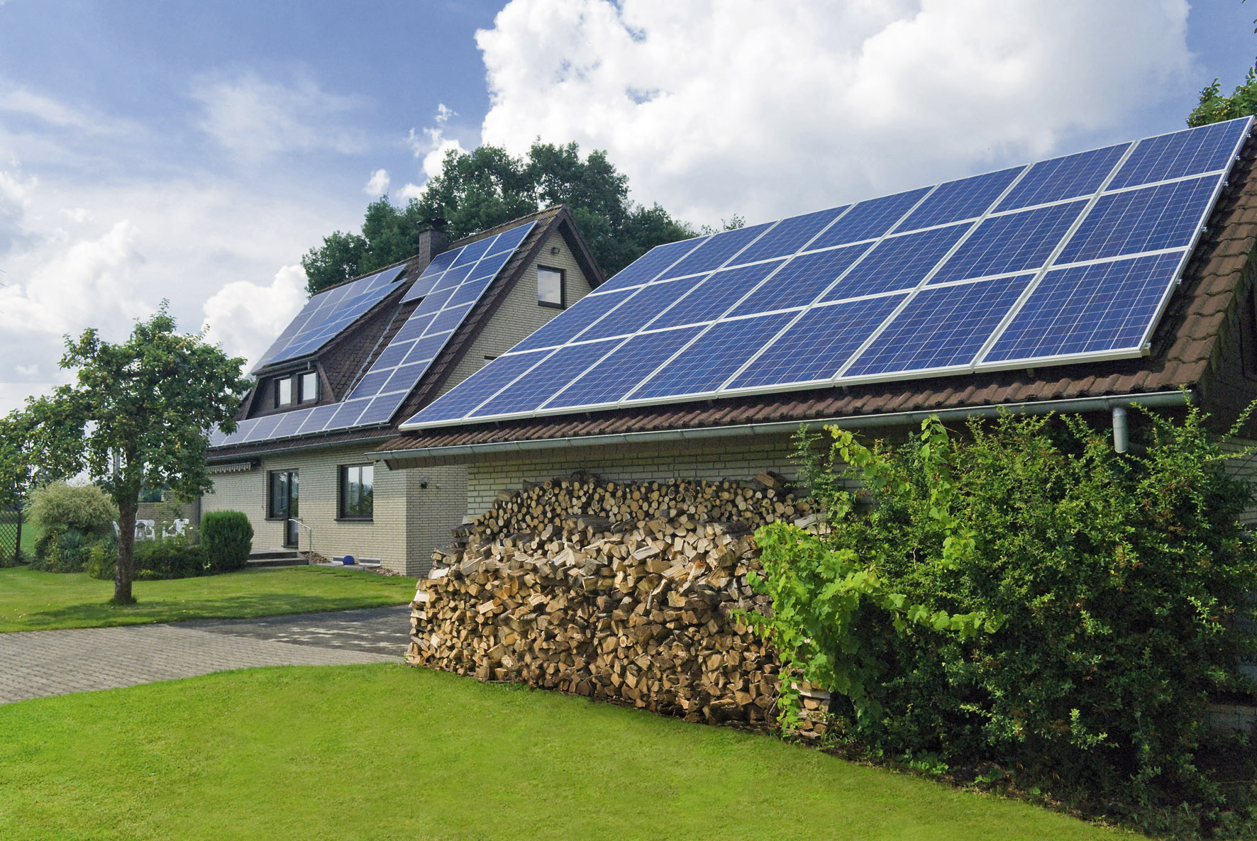 Виды солнечных электростанций для частного дома