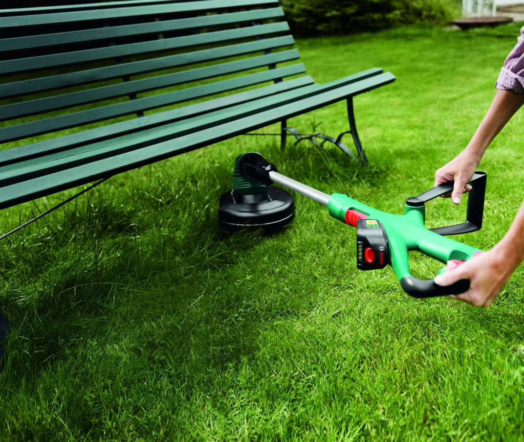 Быстро косить газон: советы
