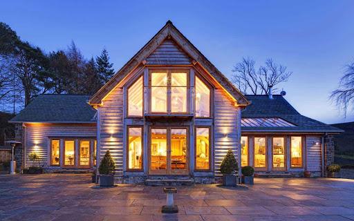 Каркасный дом – новое лицо строительства