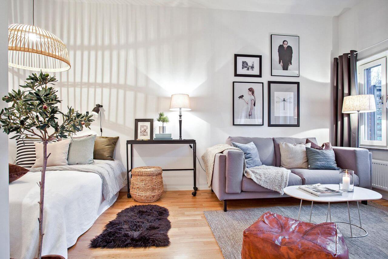 Ремонт: можно ли сделать из однокомнатной квартиры «конфетку»?