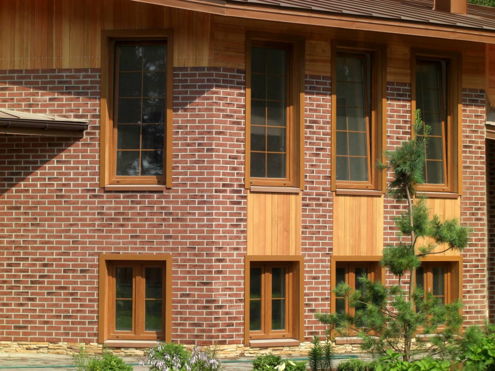Характеристики облицовочных фасадных панелей