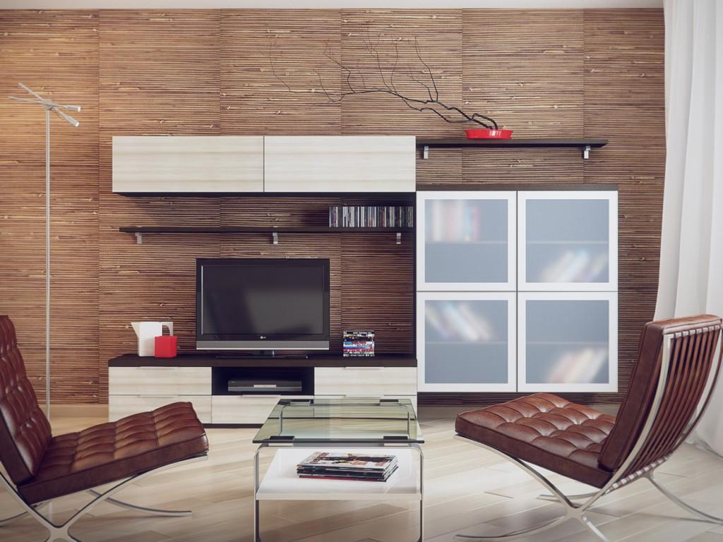 Зрительное расширение пространства в квартире