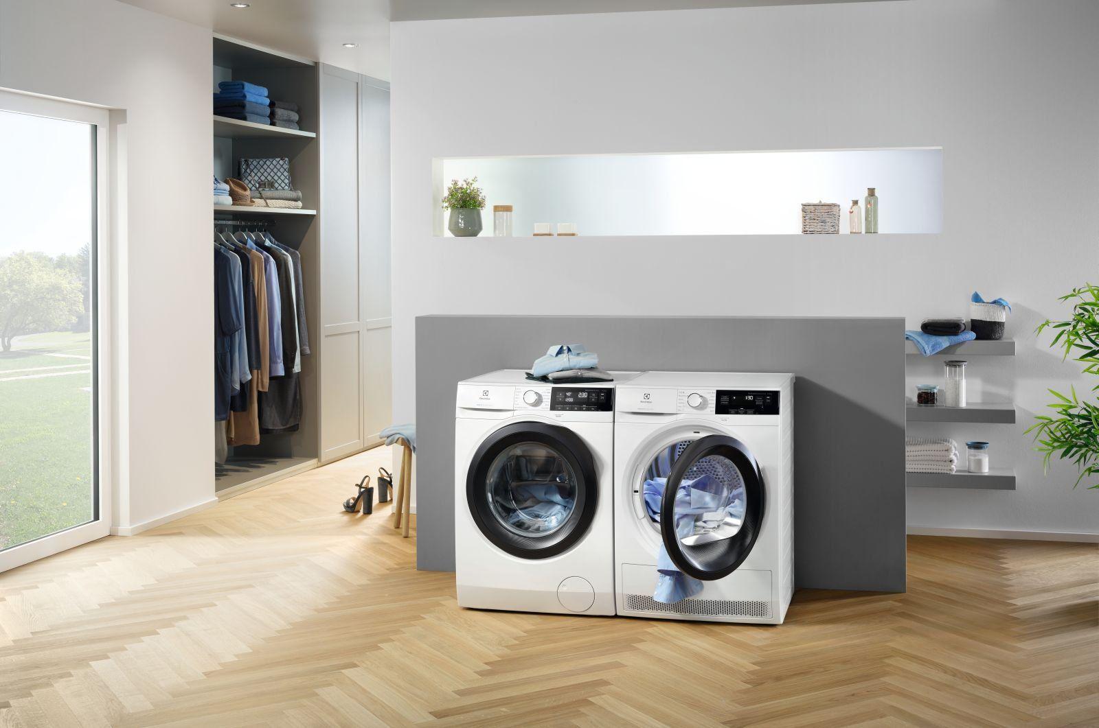 ТОП-5 стиральных машин марки Electrolux