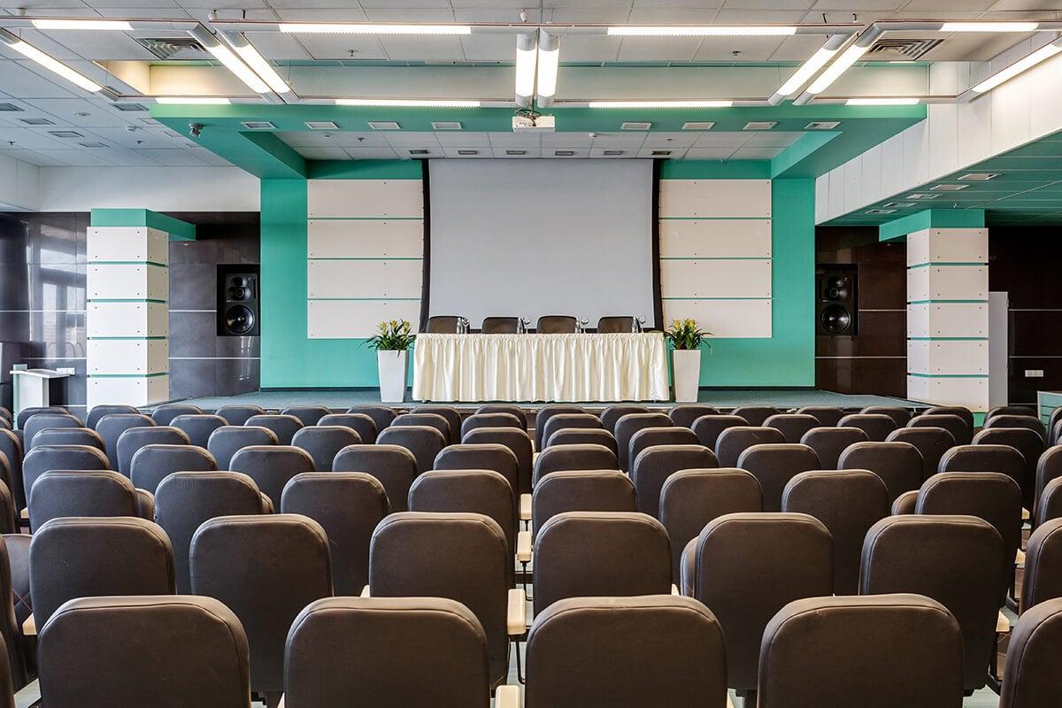 Освещение конференц-залов без ошибок