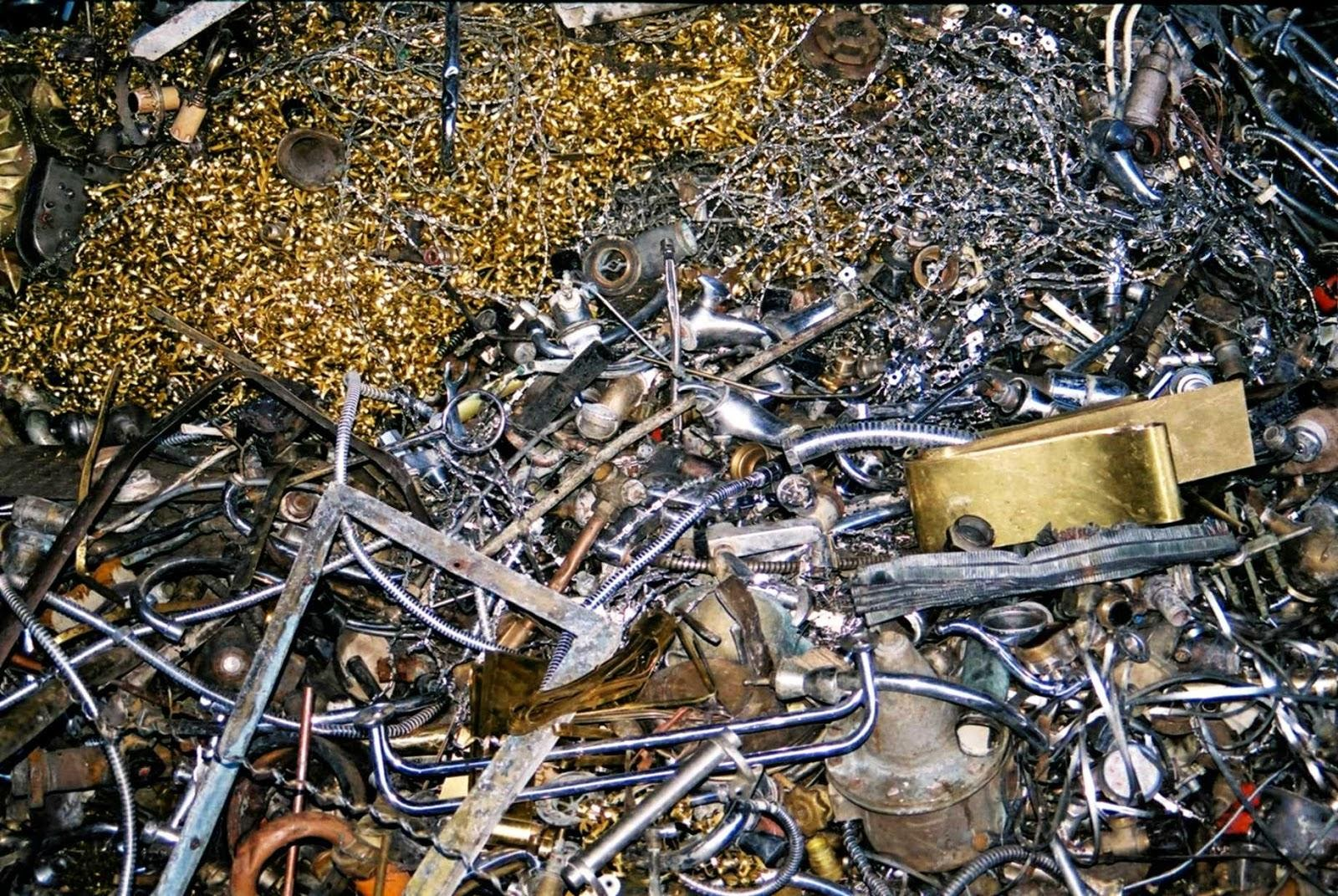 Какие виды металлов принимают в металлолом?