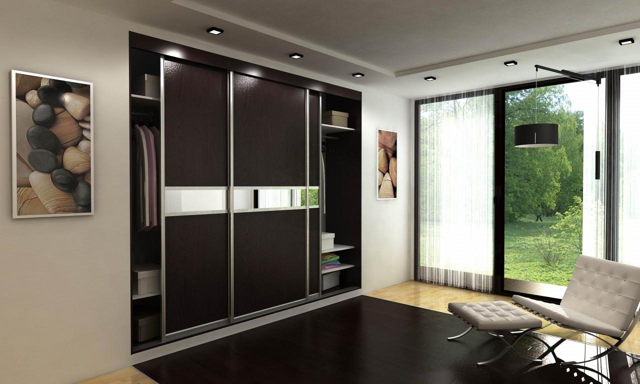 Встроенный шкаф: советы по внутренней планировке