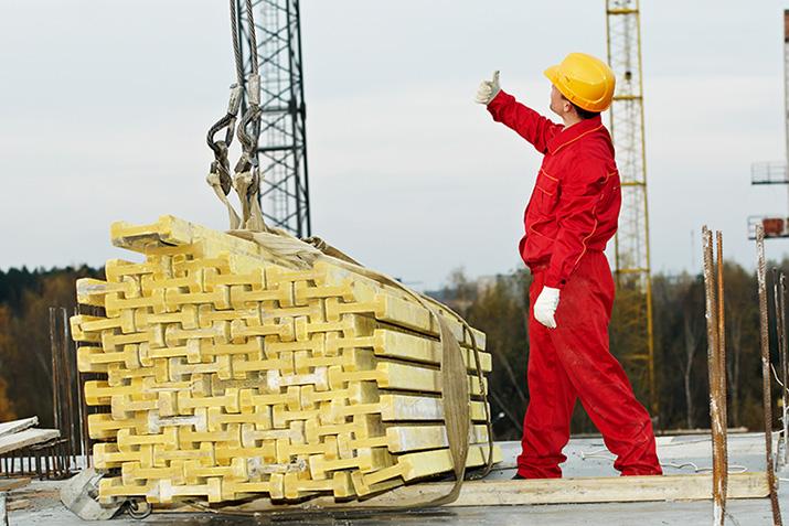 Какой такелаж нужен при строительстве дома