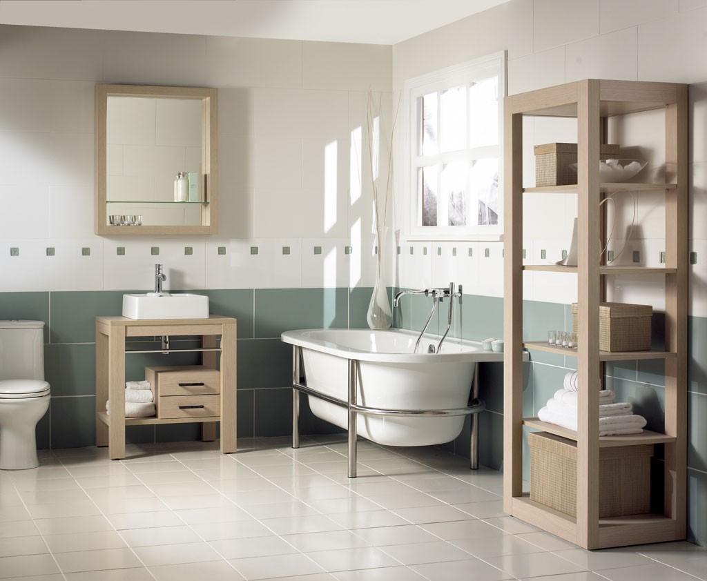 Стиль кантри – вдохновение для ванной