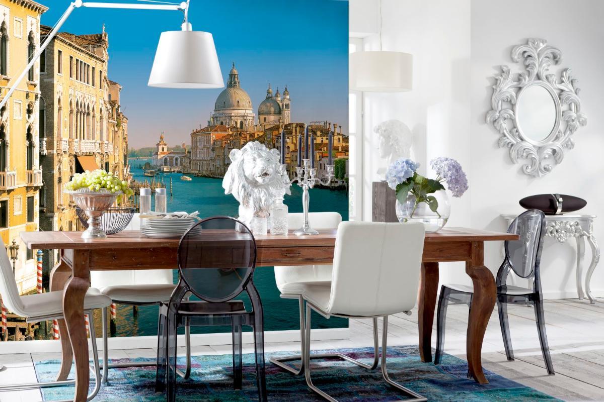 Кухонные фотообои – стильный выбор для вашего дома
