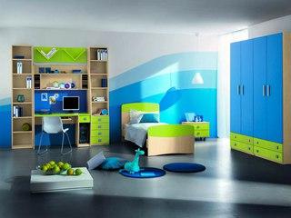Дизайнерская мебель для малышей и подростков