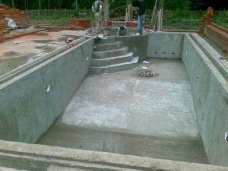 Что дешевле: бассейн из нержавейки или бетона