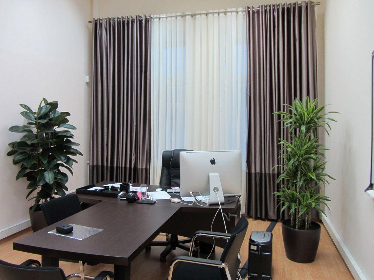 Критерии выбора штор для кабинета