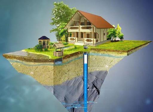 Бурение скважин на воду: получаемые преимущества-