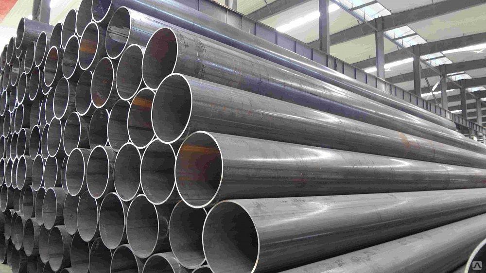 Применение прямошовной стальной трубы