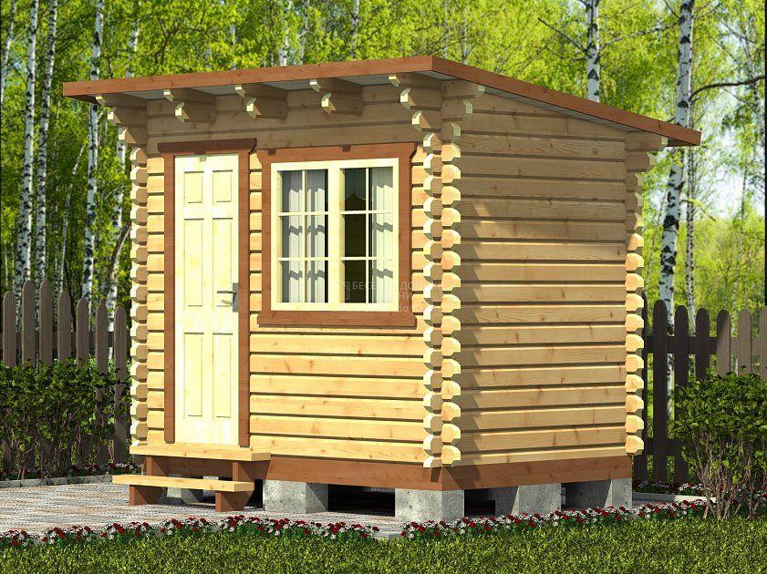 Деревянный туалет: незаменимая конструкция на дачном участке