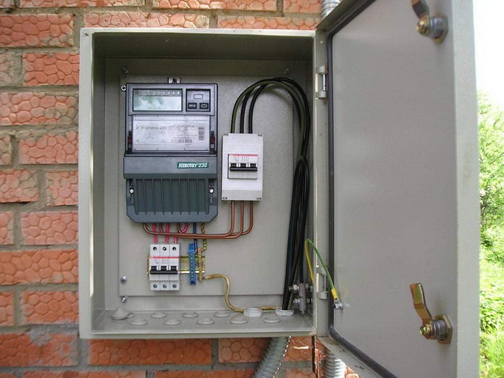 Каким должен быть ящик для электросчётчика?