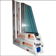 Профиль Novotex: характеристики и свойства