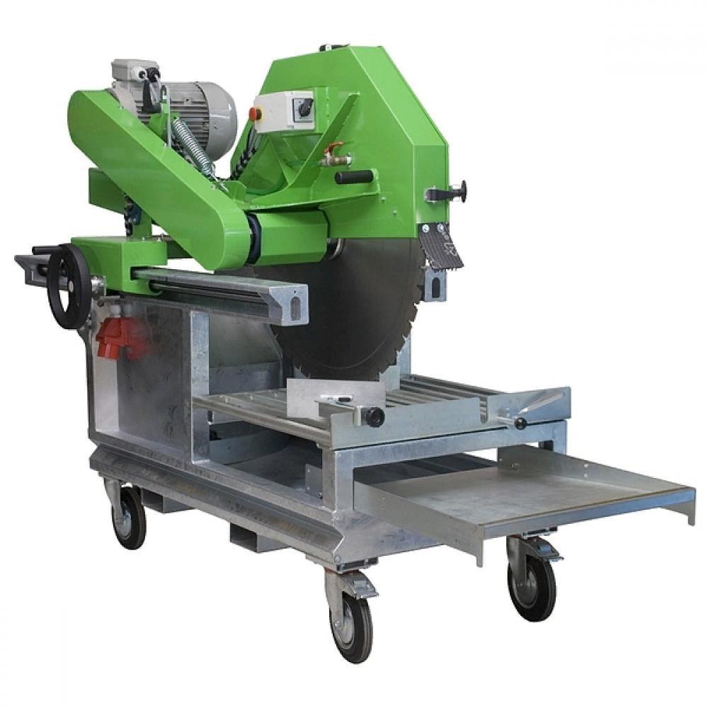 Камнеобрабатывающее оборудование и его применение