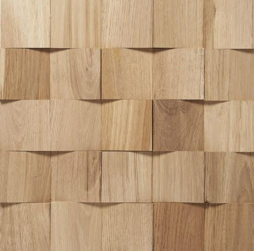Деревянные 3D-панели: как оформить ими интерьер