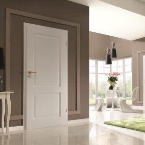 Белые двери в интерьере: как создать гармонию?