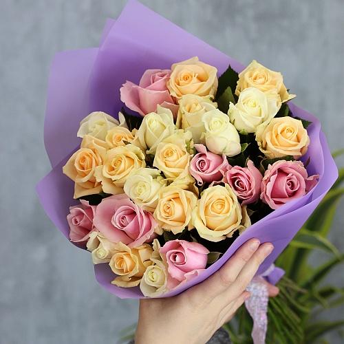 Букет цветов: подарок, который не оставит равнодушным