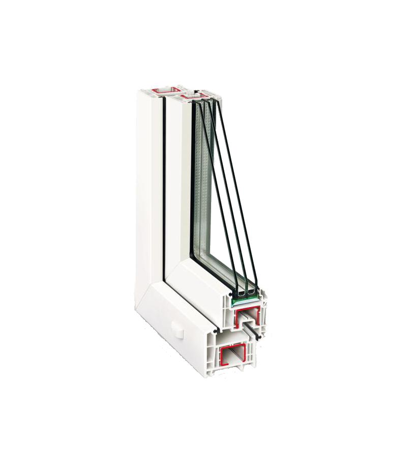 Характеристики моделей профиля Рехау для остекления балкона