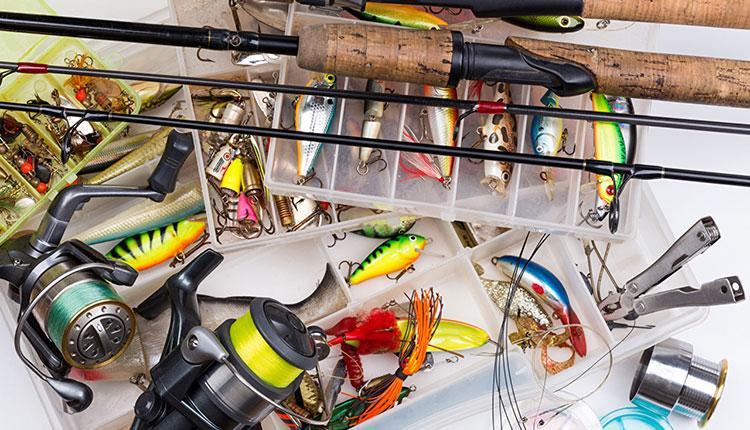 Где лучше всего покупать рыболовные снасти?